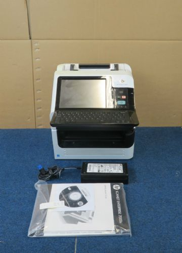 HP Scanjet 7000N 40ppm Colour Document Capture Workstation Touchscreen Scanner
